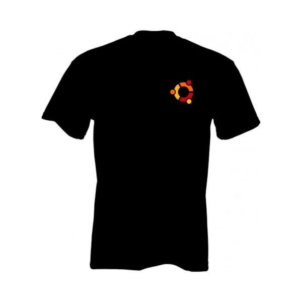 "Linux T-shirt ""Ubuntu"" logo"